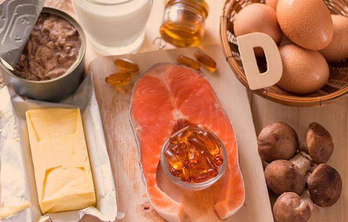 Bronnen Van Vitamine D Fultium