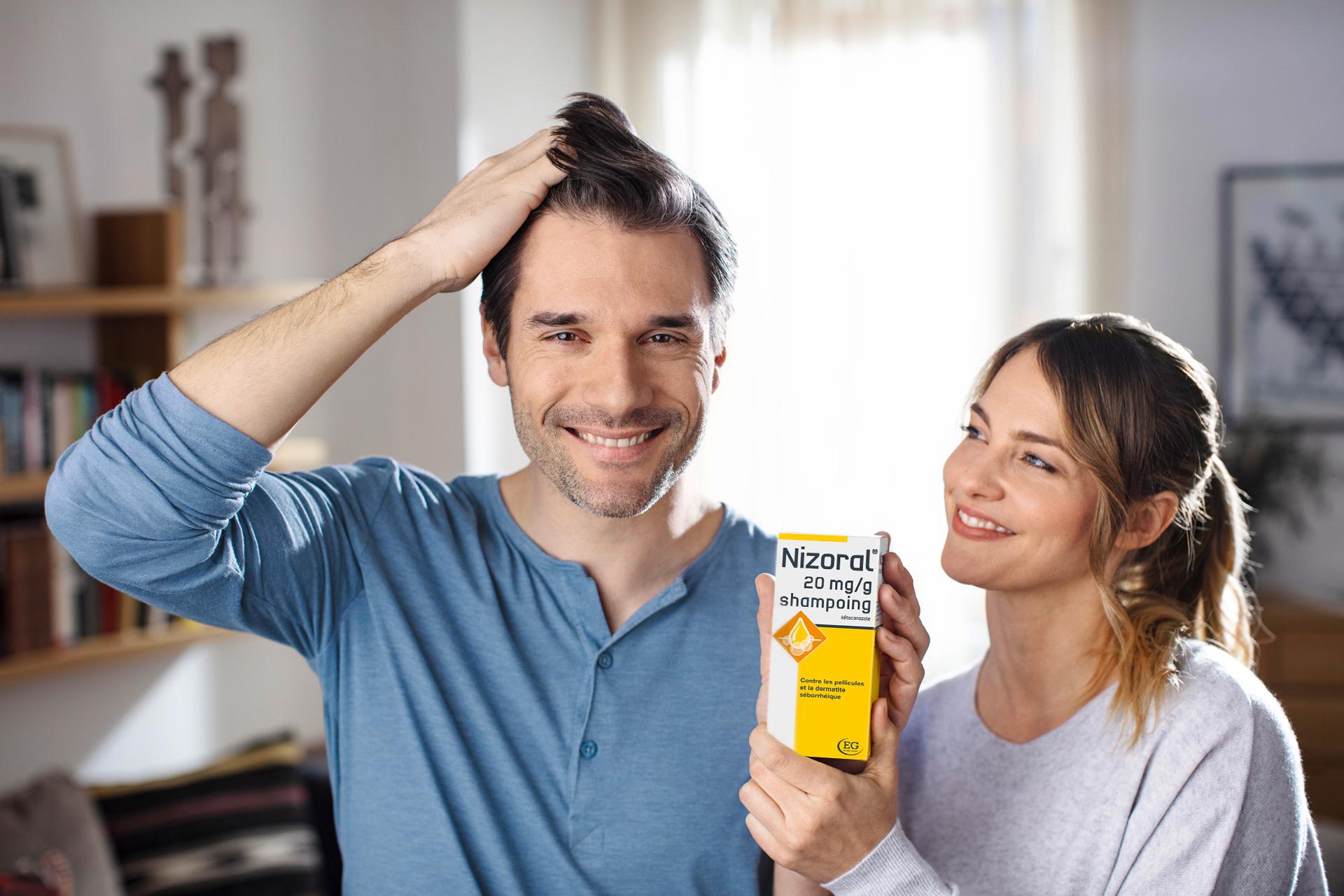 Le kétoconazole, une substance contre les champignons ...