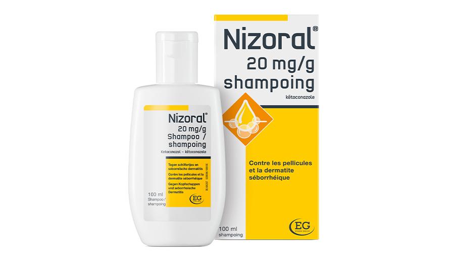 Nizoral - dites adieu aux pellicules   Nizoral